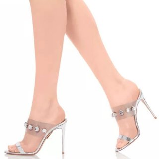 Arden Furtado Summer Fashion Trend Women's Shoes  Stilettos Heels Sexy Elegant pure color Concise Mature Classics  Big size 43