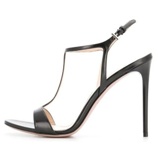 Arden Furtado Summer Fashion Trend Women's Shoes Sexy Elegant Sandals Buckle Concise Narrow Band Novelty Classics  Big size 46
