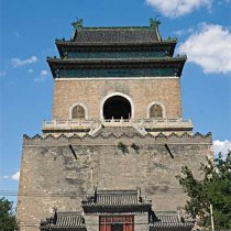 Beijing Hutong rickshaw tour with a local family visit,lunch , see Bell Tower and Drum Tower