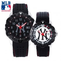New York Major League Baseball (MLB),sport watch,waterproof stainless steel face and shell Quartz wristwatch for elite gentlemen and ladies
