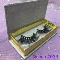 Silver rectangle case lashes (1-1000pairs) deal