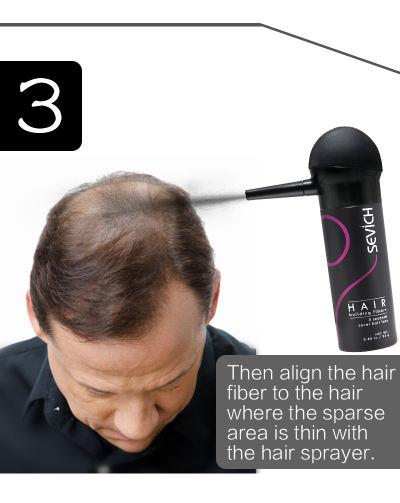 Hair Spray Applicator