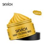 hair coloring wax styling mud dye cream hair gel 100ml