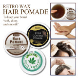 Private label extra hold hair styling pomade hair edge control