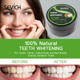 Amazon professional activated carbon teeth whitening powder