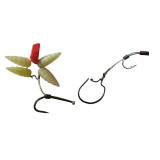 Wholesale Fishing maggot clips for soft lure