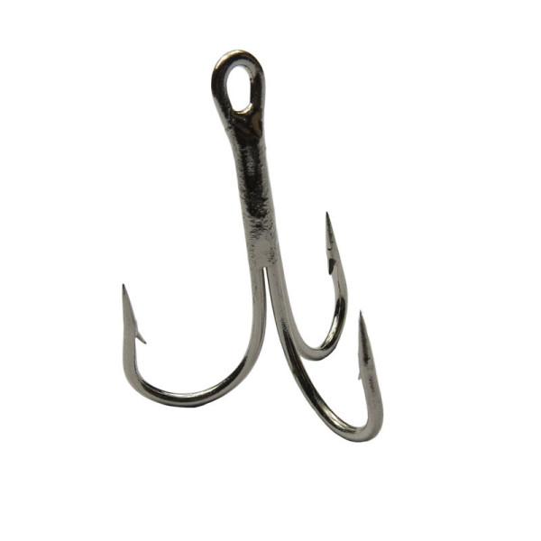 Carp Fishing Hook Treble Hooks Triple  Sharp Hook Fishhook Saltwater Size 16-12/0,Custom Made