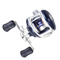 Baitcast  Fishing Reel 6.2:1 Carbon Body Maximum braking force Water drop wheel bait casting Carp Fishing wheel