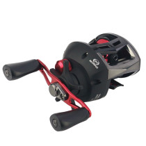 Baitcast Fishing Reel 7.3:1 12+1BB Max Drag 18Lbs Saltwater Casting Reel Feeder Carp Fishing Wheel