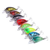 4g/4.5cm Crankbaits Lure Fishing Hard Baits Swimbaits Boat Ocean Topwater Lures Kit Fishing Tackle For Trout Bass Perch Fishing Lures