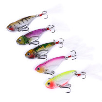 Metal vibrators fishing lures  vib spoon bait top water  fishing lures bass fishing equipment