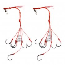 Explosion Fishhook Fishing Hooks Pack Fishing Tackle Fish Hooks Super Deal High Carbon Steel Sharp Fishhooks