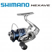 100% Original Shimano NEXAVE 1000 2500 C3000 4000 Spinning Fishing Reel 3BB+1