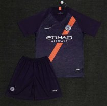 18/19 Adult Manchester City 3rd Soccer Uniform kit