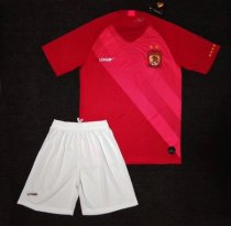 19-20 Men Guangzhou Evergrande Home Jersey Uniform