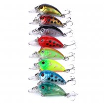 Crankbaits Lure Fishing Hard Baits Swimbaits Boat Ocean Topwater Lures Kit Fishing Tackle For Trout Bass Perch Fishing Lures