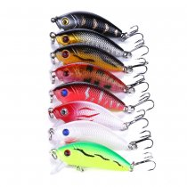 Minnow Fishing Lures Wobblers 3D Eyes Floating Luminous Crankbaits for Topwater Sea Carp Hard Baits Pesca Isca