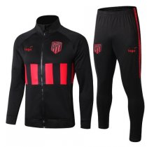 2019-20 men Atletico jacket black soccer uniforms football kits