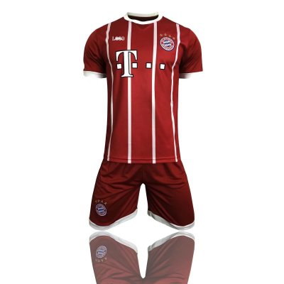 buy online 2f651 2318f Adult Custom Soccer Uniform kits Chivas de Guadalajara 2017 ...
