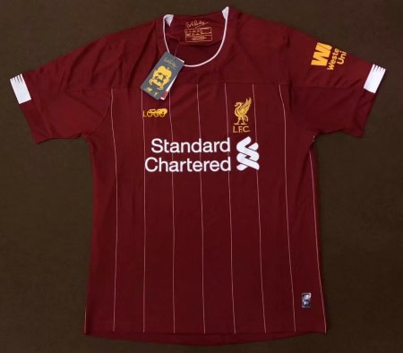 19/20 men thai quality Liverpool PLUS SIZE XXL(2XL),XXXL(3XL), soccer shirt football jersey Fútbol