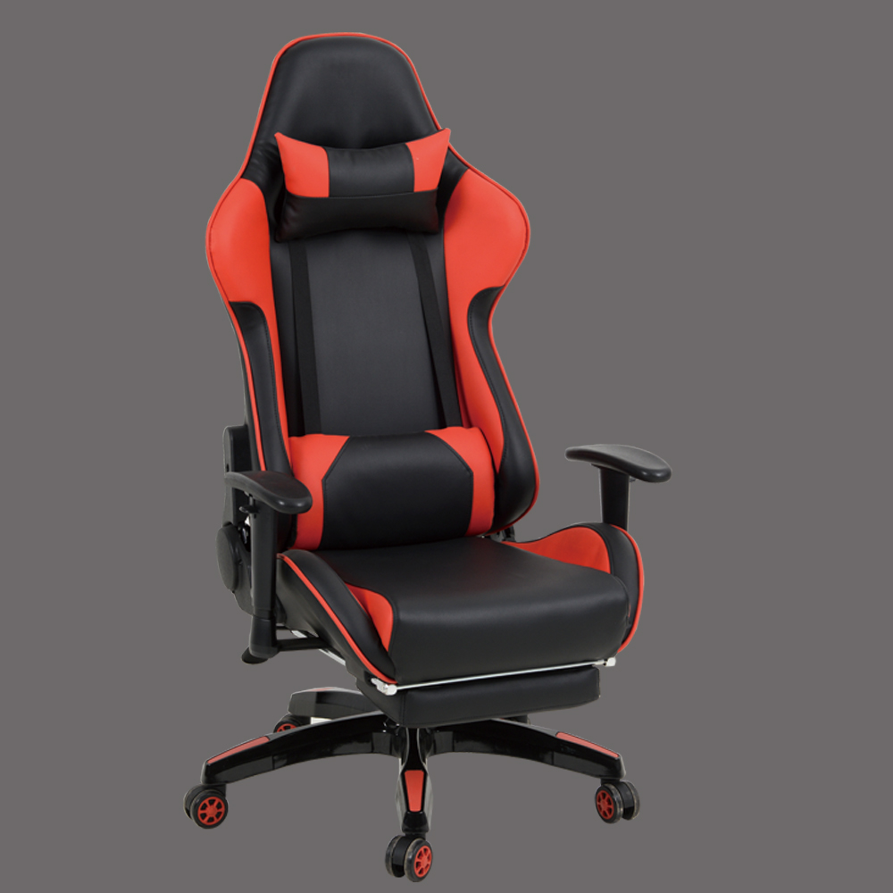 us 55 ergonomic high back racing style gaming chair recliner