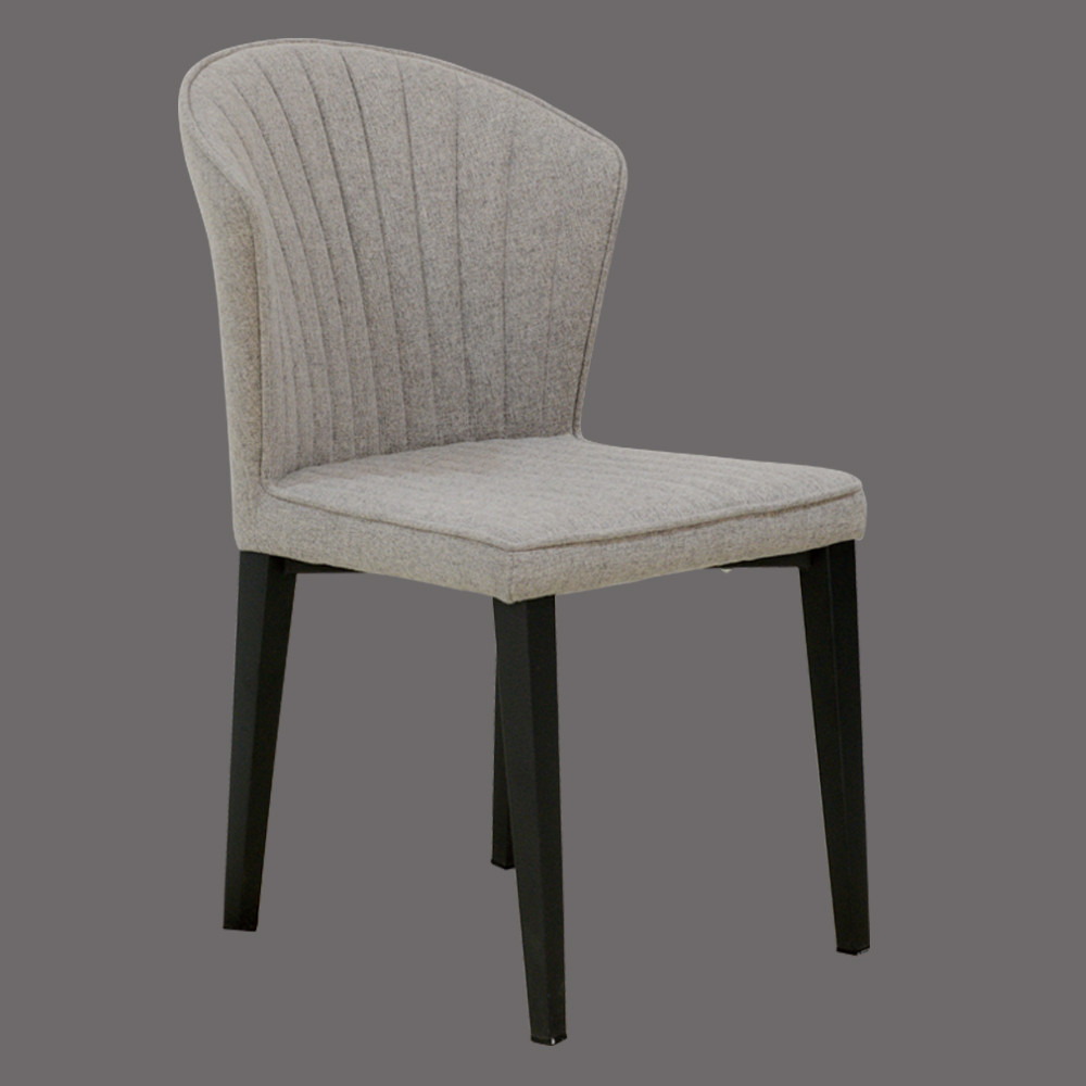 US$ 29 - Modern classic fabric upholstered cafe dining ...