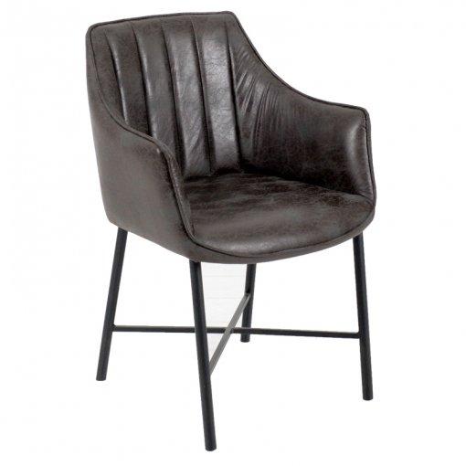 64277a9976569 US  35 - 2018 ciff most popular cross leg mid century leather dining ...