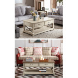 Taylor rectangle coffee table