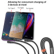 Baseus MVP 3- in-1 Mobile  game Cable USB For M+L+T