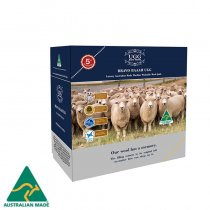 BRAVO Luxury Australian Gold woodmark Label Wool Quilt-for all seasons 100% Merino wool