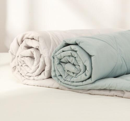 Original XIAOMI 8H antibacterial cool feeling thin quilt washable cotton,1.2m,1.5,1.8m,total 1kg