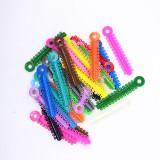 sale! 1014pcs/pack Dental Orthodontic ligature ties (multi-color )
