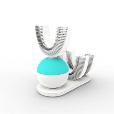 AUTOBRUSH Automatic toothbrush Electric Toothbrush Ultrasonic Sonic Toothbrush Blue Color