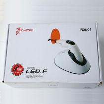 New!! Dental woodpecker LED curing light lamp cordless 1600mw/CM Led.F