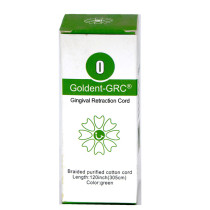 New Dental Gingival Retraction Cord Size 0# 3m Goldent-GRC made in Germany