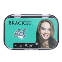 1kits Dental orthodontic mental bracket monoblock Mini MBT 0.22 345 HK U/L 5*5