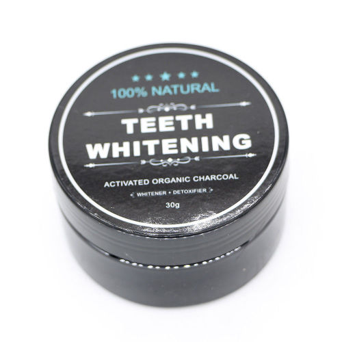 Teeth Whitening Charcoal Powder Natural Activated Bamboo Toothpaste Food Grade