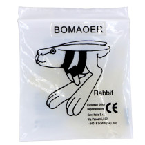 Dental orhtodontic 5000pcs/box ormaco elastic band rabbit 3.5 OZ,3/16″ Zoo Pack