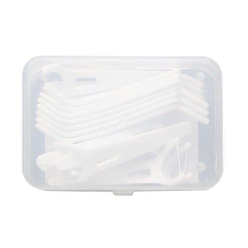 30Pcs/Pack Dental Flossers Toothpicks Molar Teeth Cleaning Interdental Brush