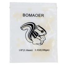 Dental 10 pack orthodontic elastic rubber bands squarrel 3.5 OZ,1/8  100pcs/pack