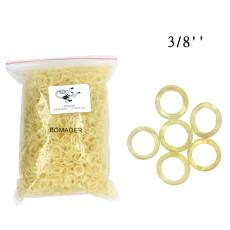 Dental orthodontic elastic band 3/8  (9.35mm) 3.5oz 5000pcs/pack
