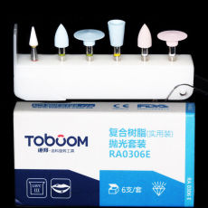 Dental Polishing Kit for Composite Resin polishing 6PCS/KIT RA0306E