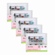 New 5 Kits Dental Amalgam polishing kits RA0109 for low-speed 9 rubber polisher