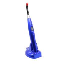New!!! 1 Set Dental Blue LED Curing Light Lamp Light Intensity Plastic Handle