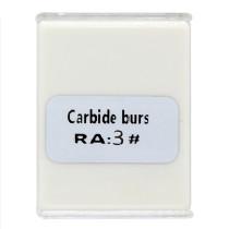 5 PCS Dental bur Latch Carbide Burs RA3 for Low Speed Handpieces