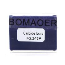 20 pcs Dental Tungsten carbide trimming & finishing burs FG-245 High speed