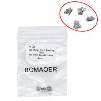 10packs Dental orthodontic 0.022 1st Molar Roth Bonding Conv Dbl Buccal Tube