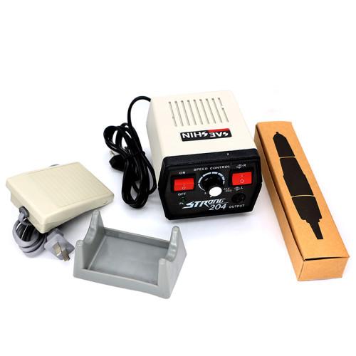 Dental Micro Motor Strong 204 +102 35000 35K rpm Handpiece SAESHIN Original