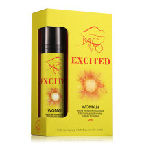 Female Clitoral Stimulating Gel and Personal Lubricant 12ML