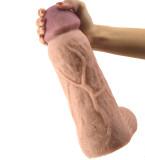 Huge Peanut Shaped Dildo Realistic Veined Dildo